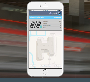 Car Parking Finder Apps Parking Guidances Systems From Indect